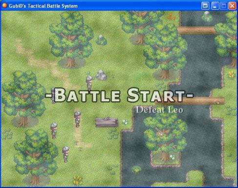 RPG Maker XP Custom Battle Scripts | Game Dev Unlimited
