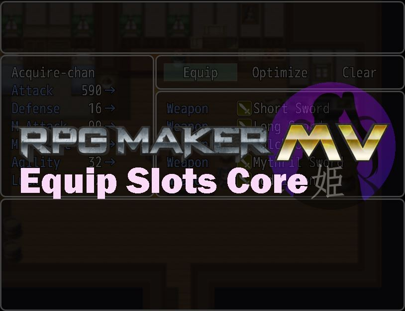 RPG Maker MV Scripts | RPG Maker MV