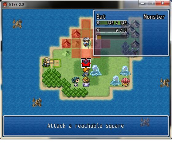 GubiD's Tactical Battle System [GTBS] v2 for Ace - RPG Maker VX Ace