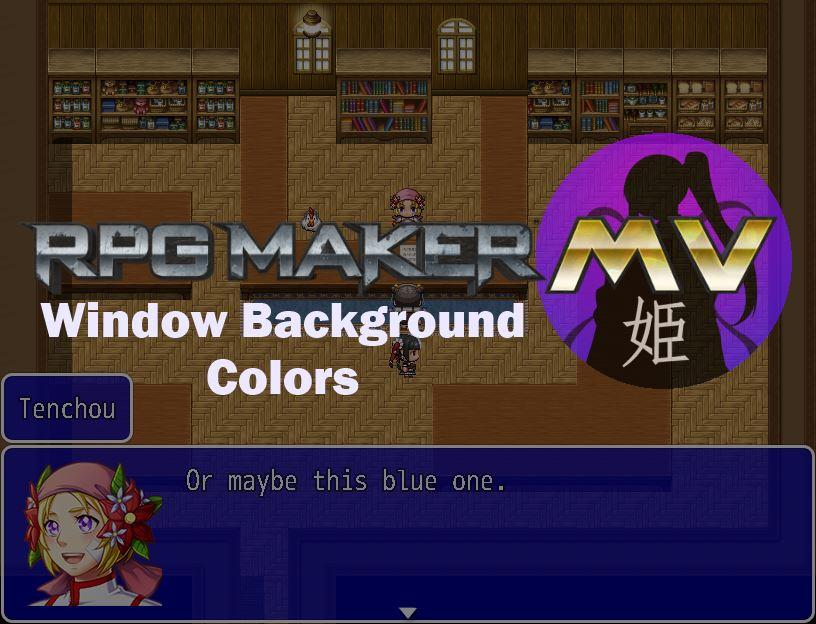 Galv S Rpg Maker Scripts Plugins: RPG Maker MV Window Plugins