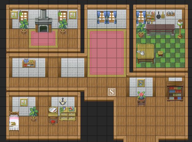 Mapping Town Inside Rpg Maker Xp Rpg Maker Mv
